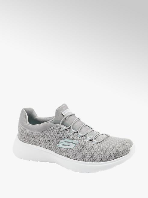 Skechers Grijze slip-on sneaker