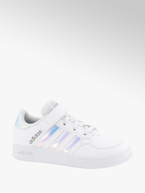 adidas Witte Breaknet C velcro