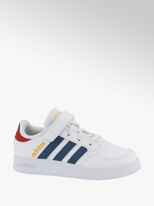 adidas Witte Breaknet C klittenband