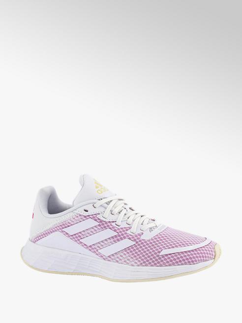 adidas Wit/roze Duramo SL
