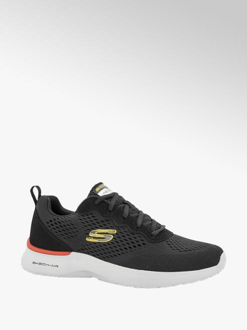 Skechers Zwarte lichtweight sneaker