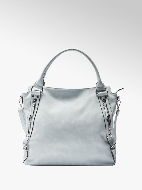 Graceland Lichtblauwe handtas