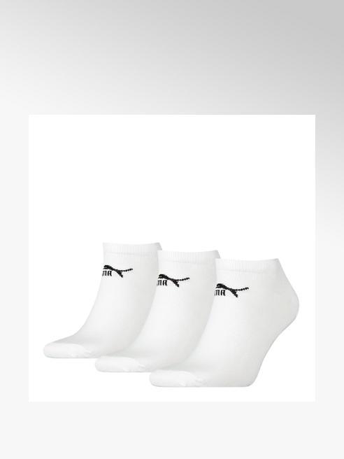 Puma Witte sneaker sokken mt 43-46