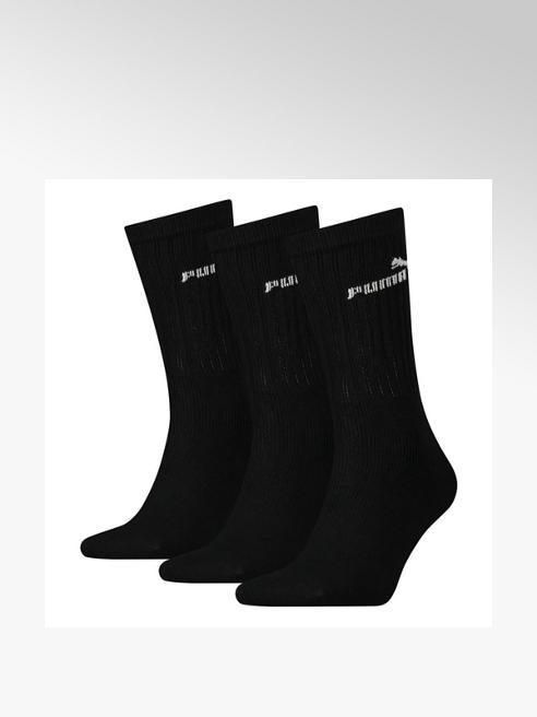 Puma Zwarte sokken mt 43-46