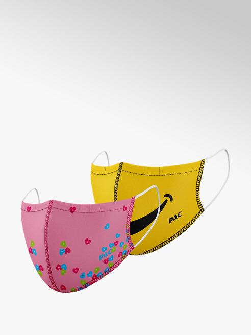 Dosenbach maschera per bocca e naso bambini 2 pack