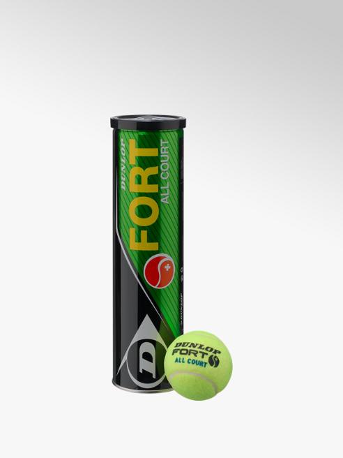 Dunlop Tennisbälle 4 pack