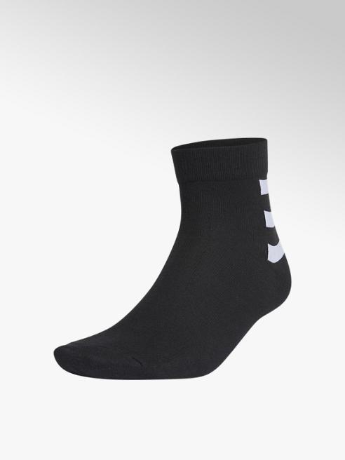 adidas Zwarte 3S Ankle 3 pak mt 37-45