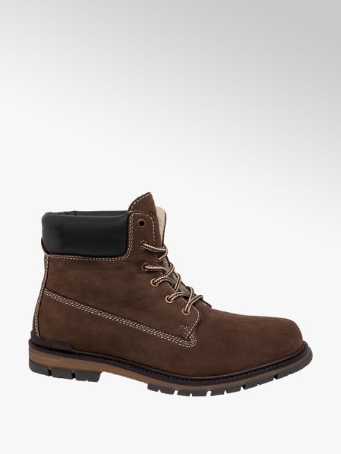 Landrover Mens Landrover Casual Lace-up Boot