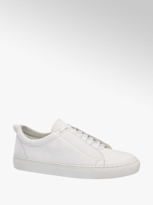 AM shoe Witte leren sneaker