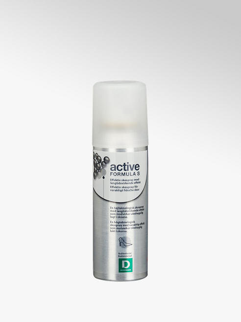 Active Formula S - Sko-deospray