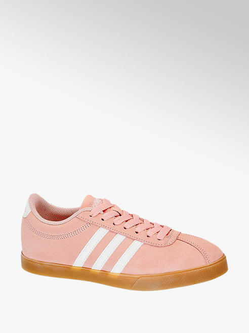 adidas Adidas COURTSET női rózsaszín sneaker