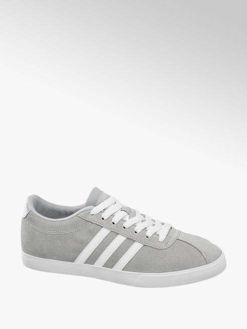 adidas Adidas COURTSET női szürke sneaker