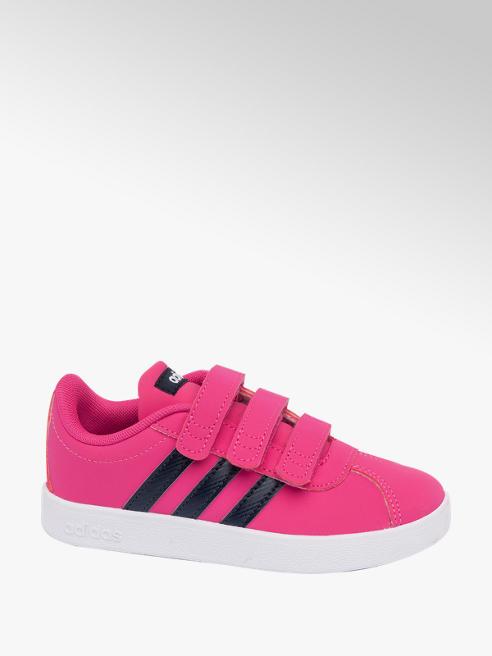adidas Girls Adidas VL Court 2.0