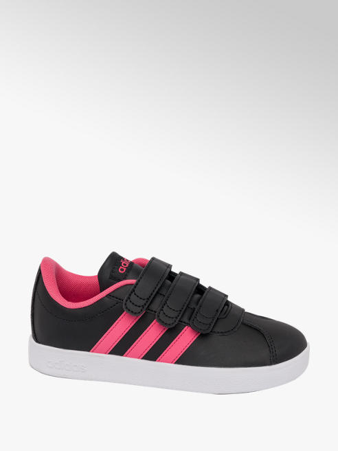 adidas Adidas VL Court Junior Girls Trainers