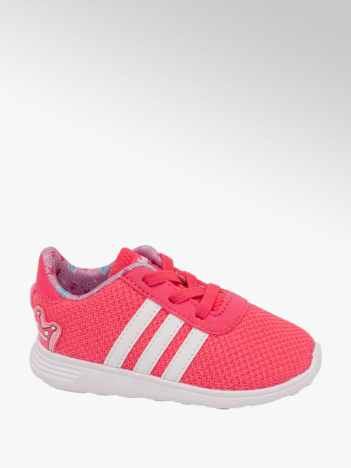 adidas Adidas Lite Racer Infant Girls Trainers