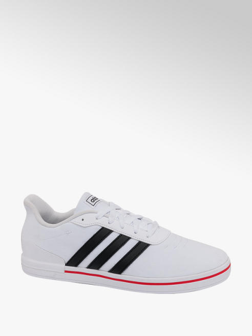 adidas Mens Adidas Heawin Whtie Lace-up Trainers