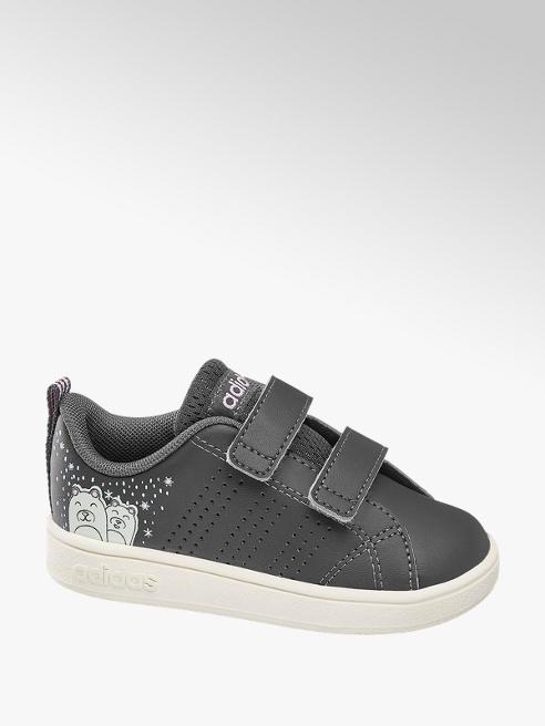 adidas Adidas VS ADVCL CMF INF szürke tépőzáras gyerek cipő