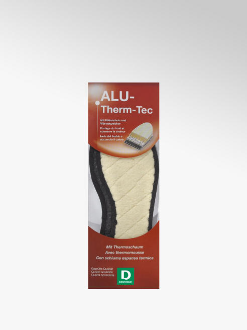 Dosenbach Alu-Thermo-Tec Einlegesohle 38 Unisex