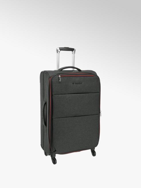 saxoline Antracitový cestovní kufr Saxoline, vel. L