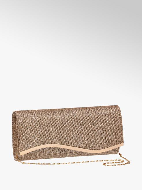 Graceland Aranyszínű alkalmi táska