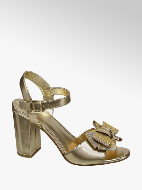 Catwalk Aranyszínű szandál