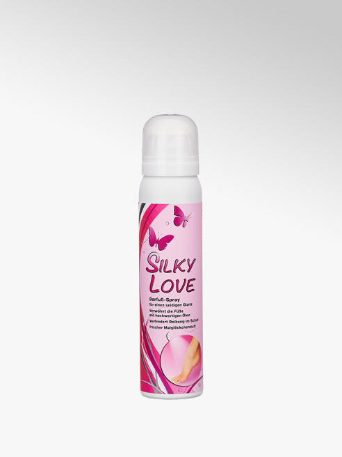 Barfuß Spray Silky Love (5,95€= 100ml)