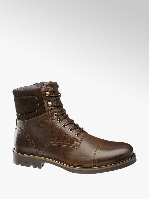 Am Shoe Barna férfi bakancs