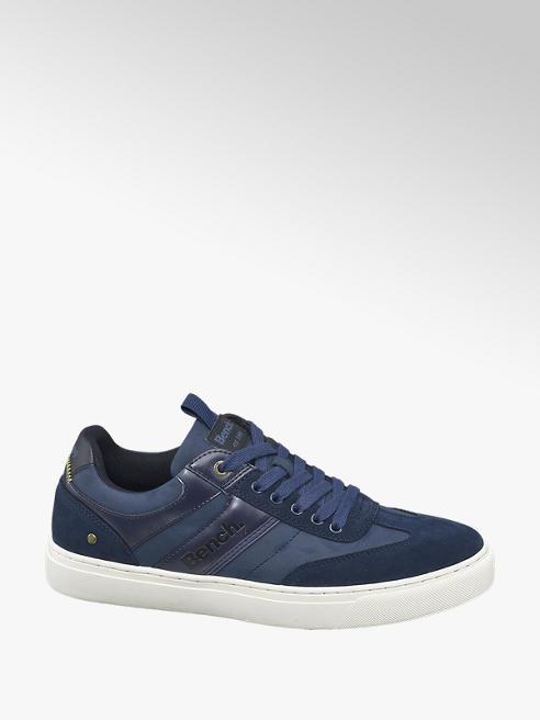 Bench Blauwe sneaker vetersluiting