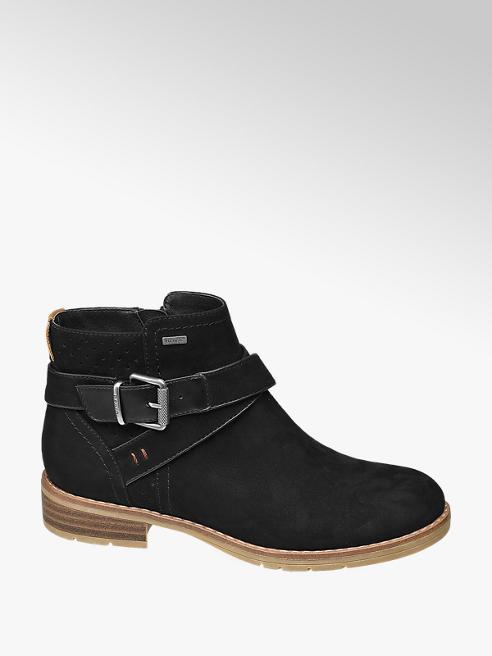 Bench Boots in Schwarz