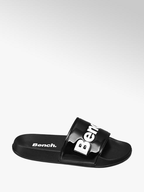 Bench Black Embossed Logo Sliders