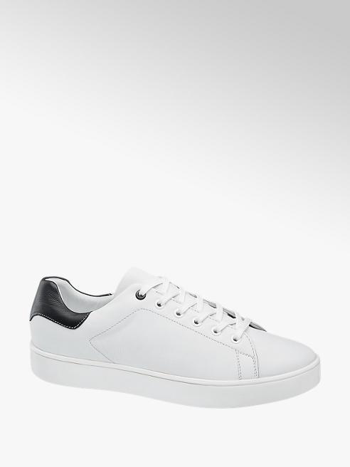 Bench Leder Sneaker in Weiß