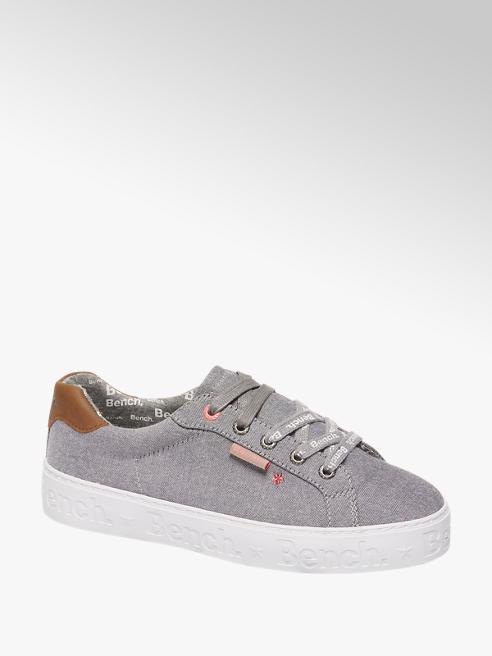 Bench Leinen Sneaker in Grau