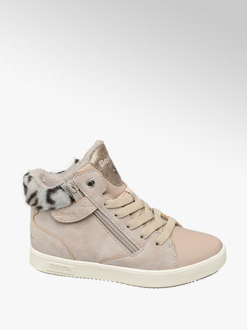 Bench Mid Cut Sneakers, gefüttert