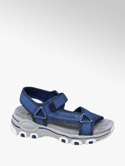 Bench Sandalen in Blau-Grau