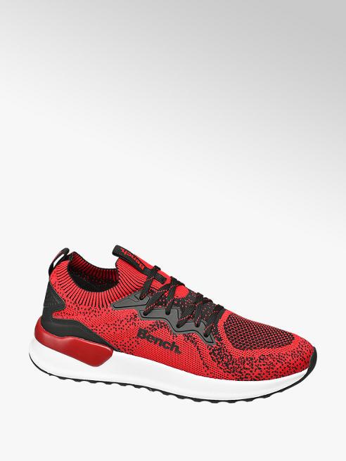 Bench Sneaker in Rot