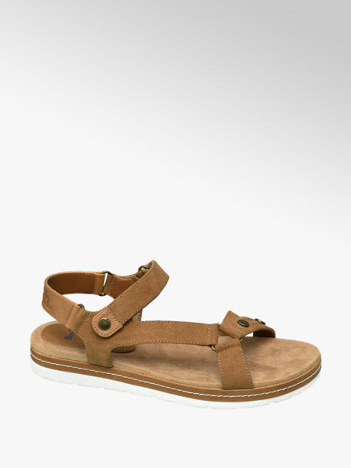 Bench Tan Footbed Sandals