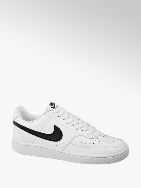 NIKE Biele tenisky Nike Court Vision Low