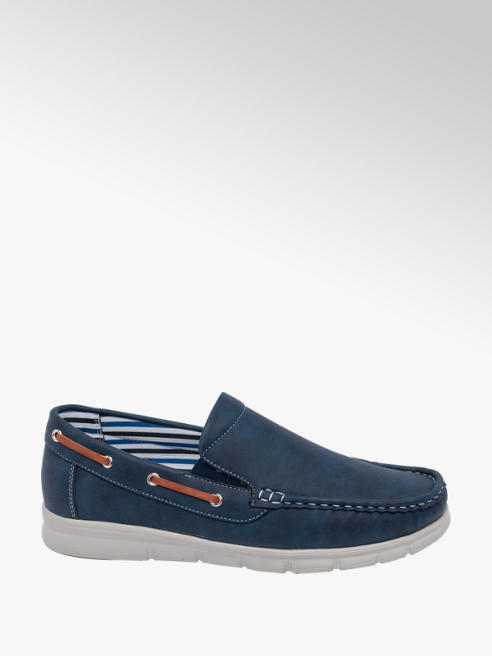 Björndal Casual Slip-on Boat Shoes