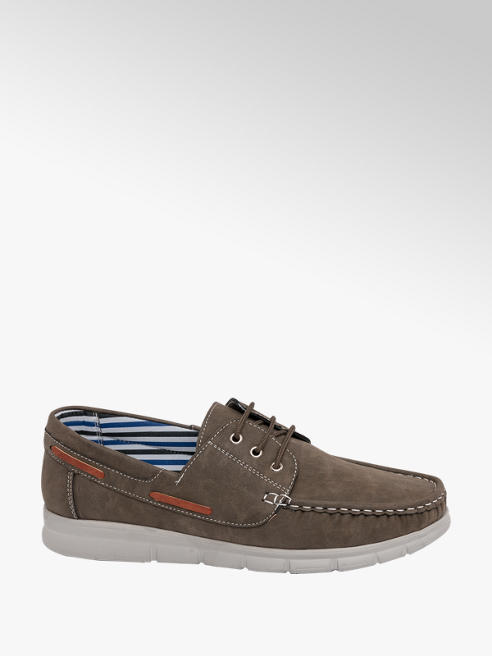 Björndal Casual Lace-up Boat Shoes