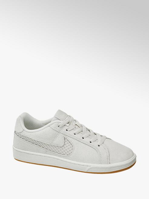 NIKE Bílé semišové tenisky Nike Court Royale Prm