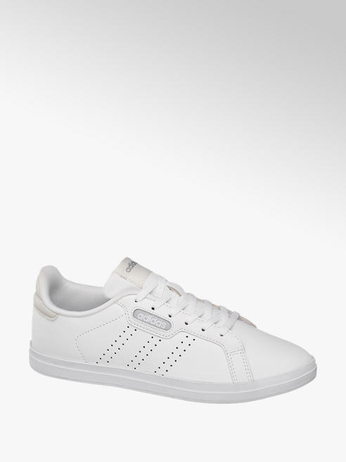 adidas Bílé tenisky Adidas Courtpoint CL X