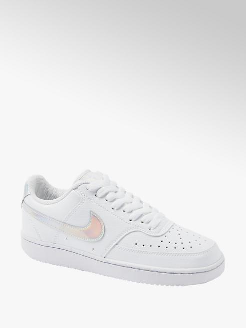 NIKE Bílé tenisky Nike Court Vision