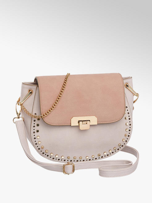 Graceland Studded Satchel