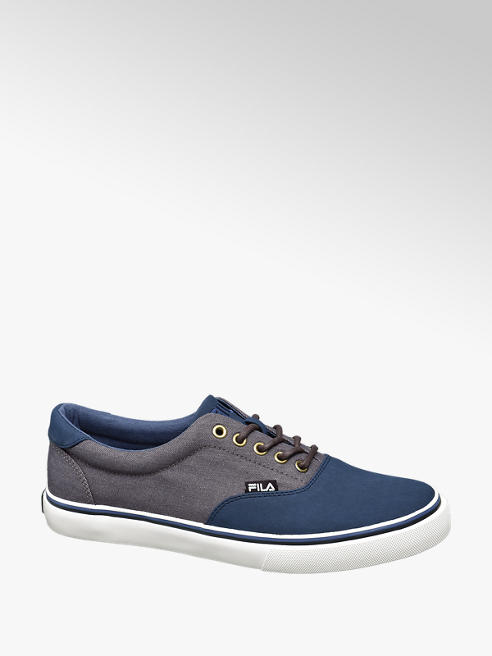 Fila Blauwe sneaker denim
