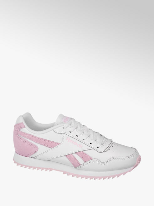 Reebok Bílo-růžové tenisky Reebok Royal Glide