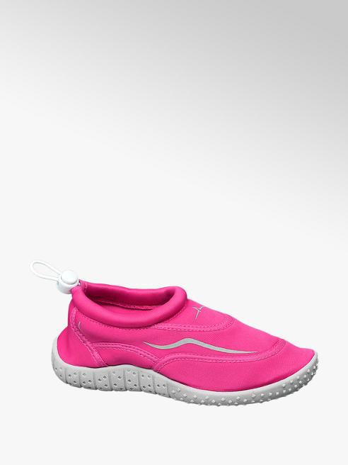 Blue Fin Aqua Socks in Pink