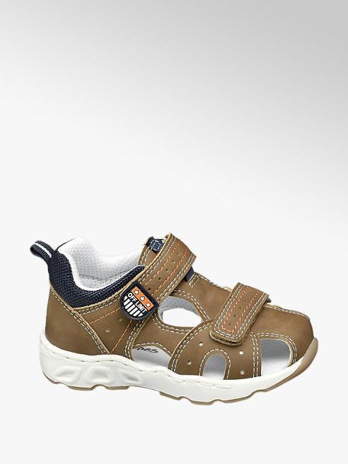 Bobbi-Shoes Toddler Boy Closed Toe Sandals