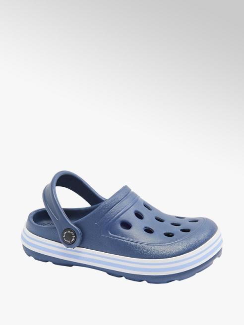 Bobbi-Shoes Clogs in Dunkelblau