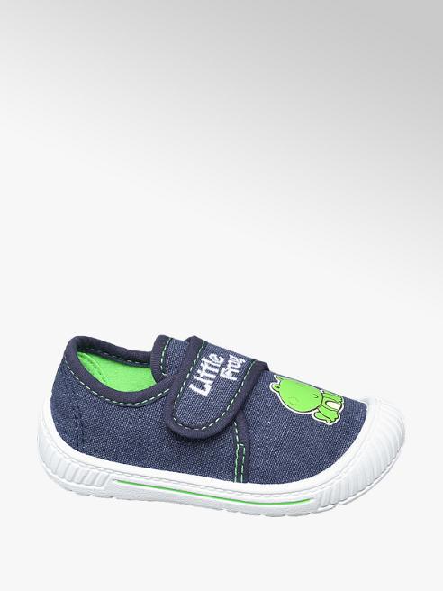 Bobbi-Shoes Hausschuhe in Blau