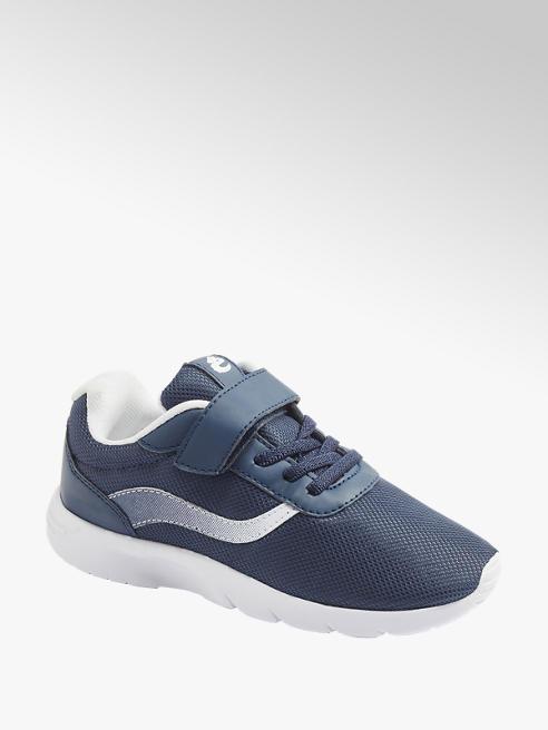Bobbi-Shoes Klettschuhe in Blau